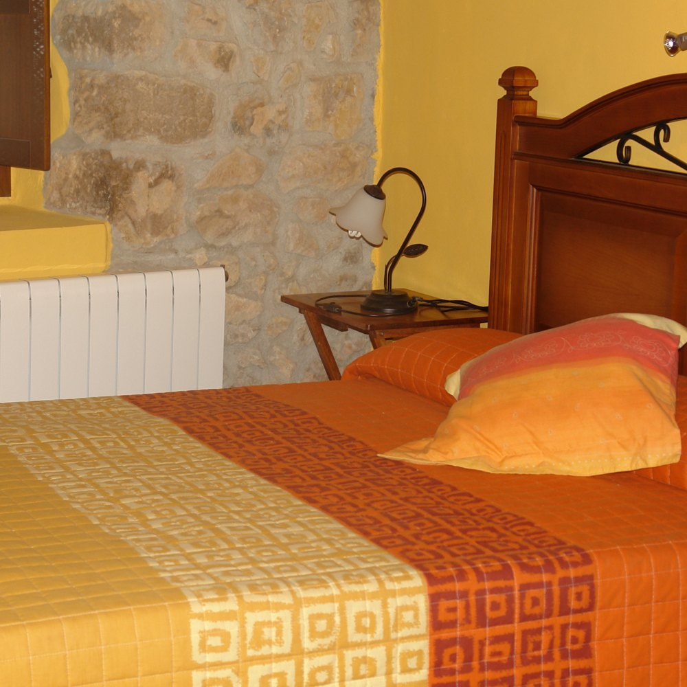 cama albergue la casona