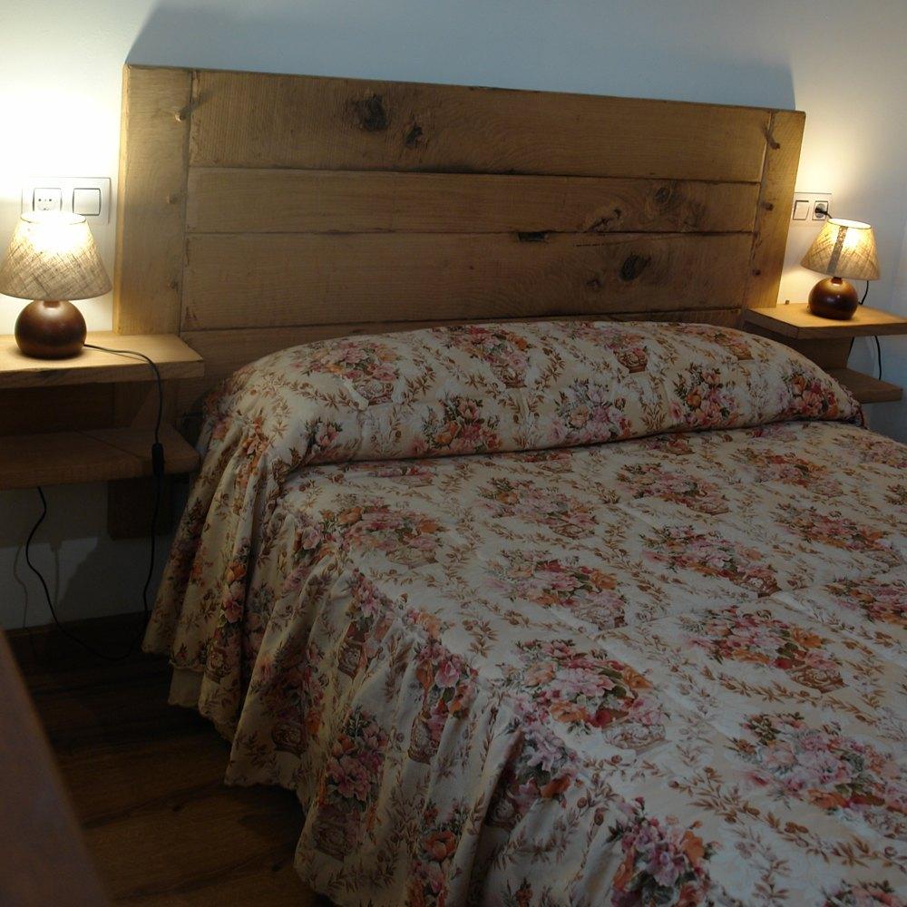 detalle dormitorio el apartamento